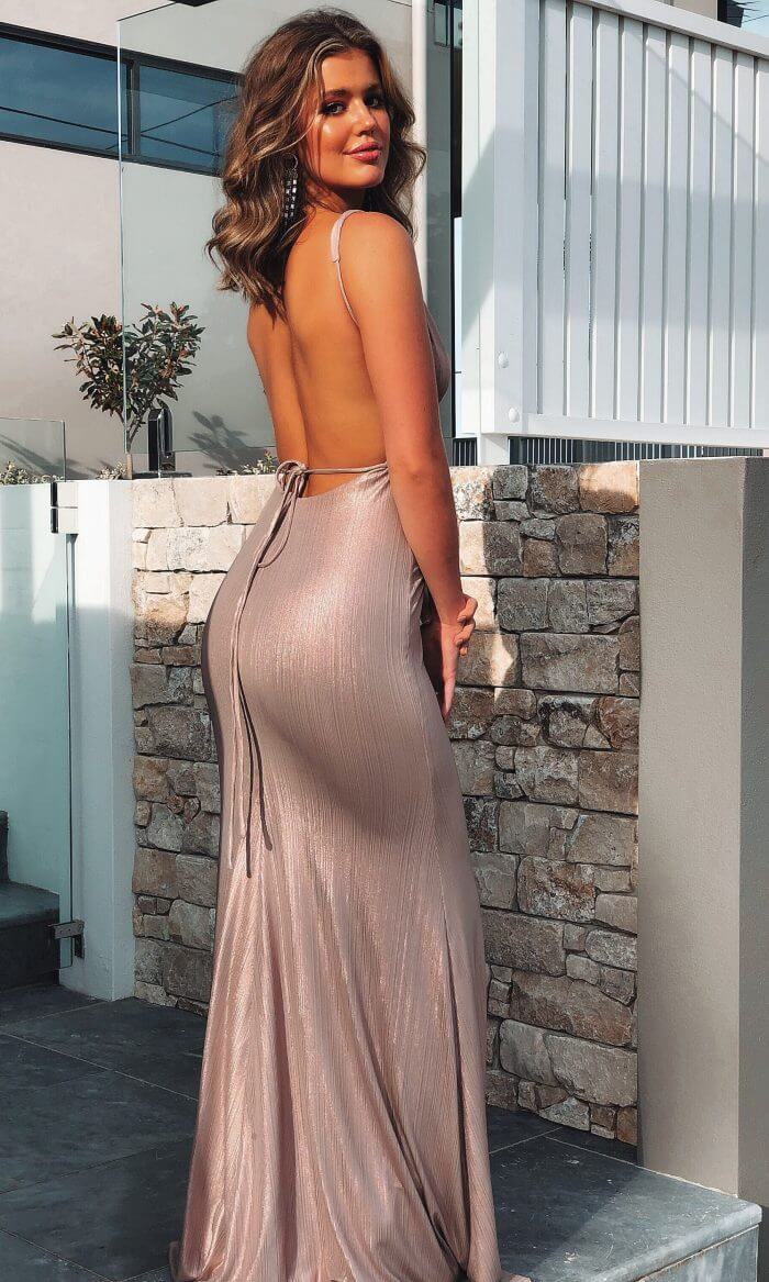 The Cleo Gown - The Private Collection